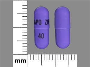 Image of Ziprasidone Hydrochloride