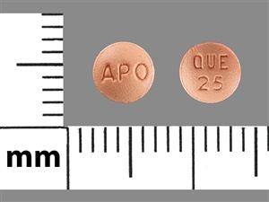 Image of Quetiapine Fumarate